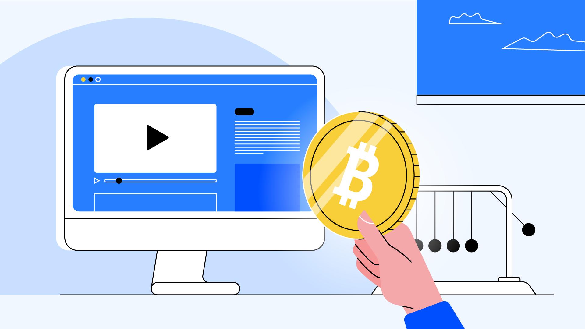 Reken je animatie af met Bitcoin